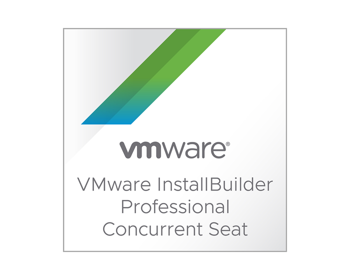 VMware InstallBuilder Profesional - licencia flotante