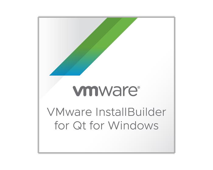 VMware InstallBuilder para Qt para Windows